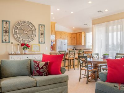 Photo for 1714 | ELEVATOR ACCESS, PACK N` PLAY, HIGH CHAIR, STROLLER, GAMES, POOL VIEWS, AND MORE!