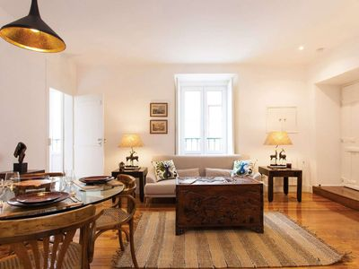 Photo for A very Charming apartment in Alfama.