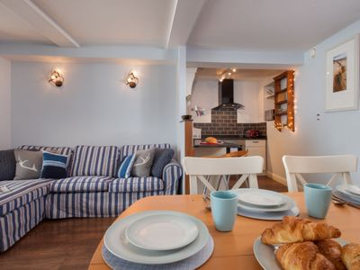 Photo for Apartment Hideaway in Shaldon - 4 persons, 2 bedrooms