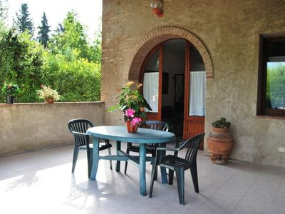 Photo for Two Bedroom Split Level Apartment  San Gimignano  Galizia is a bright and comfortable apartment one