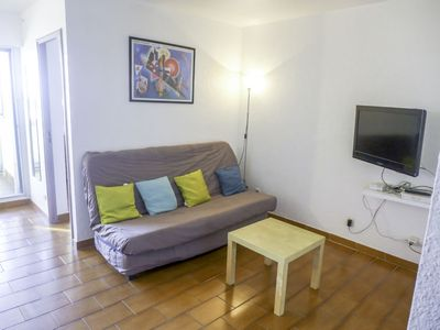 Photo for Apartment Les Jardins de la Plage in Canet-Plage - 4 persons, 1 bedrooms