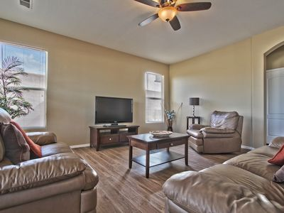 Photo for Casa Pacifica ~ 10-15 Minutes to Most Amenities and an Amazing View! 5 Bedroom