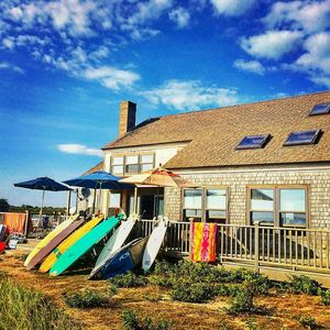 Photo for Nantucket beach front rental.