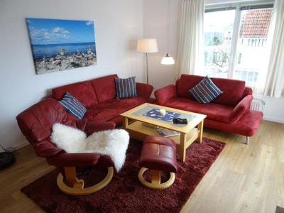 Photo for Fantastic apartment Villa Fördestrand with direct sea view