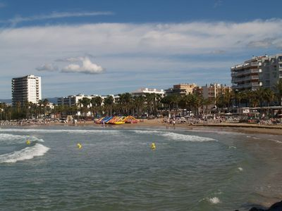 """Photo for Apartment a short walk away (170 m) from the """"Playa de Levante"""" in Salou with Lift, Internet, Washing machine, Air conditioning (89109)"""