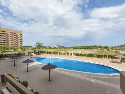 Photo for Holiday apartment Oropesa del Mar for 1 - 6 persons with 2 bedrooms - Holiday apartment
