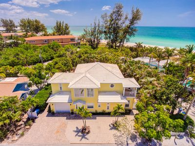 Photo for Surfside is just 1 off the beach with kayak, SUP, bikes, golf cart, heated pool