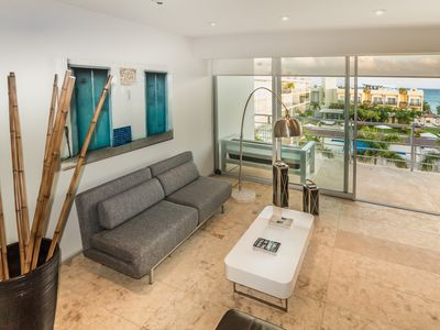 Photo for STUNNING 2 BR PH WITH A PRIVATE TERRACE AND MINI POOL!!