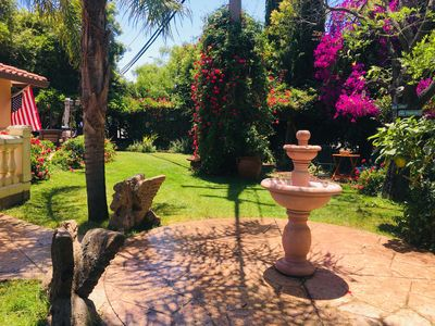 Photo for Spanish Style home with lovely garden in the Best location in Fremont.