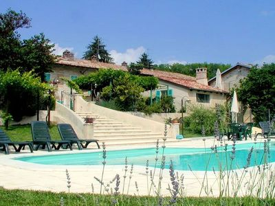 Photo for Mansion in Ombra with shared Pool