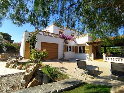 Photo for Quiet, cozy finca for up to 6 people with pool