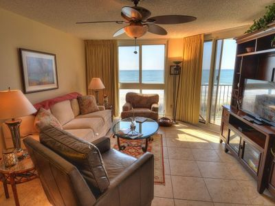 Photo for Budget friendly unit with a fantastic ocean view!