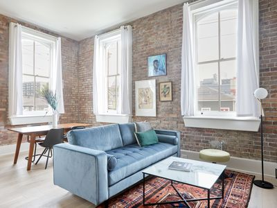 Photo for Sonder | Gravier Place | Welcoming 1BR + Laundry