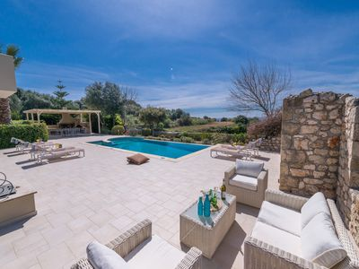 Photo for LUXURIOUSLY EXCLUSIVE & STYLISH VILLA IN TOTALLY PRIVATE SETTING
