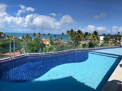 Photo for Luxury flat for 06 people in Porto de Galinhas (downtown)