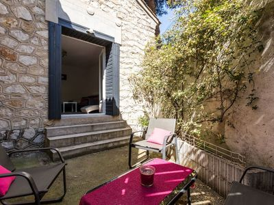 Photo for 1BR Apartment Vacation Rental in Montpellier, Languedoc-Roussillon Midi-Pyrénées