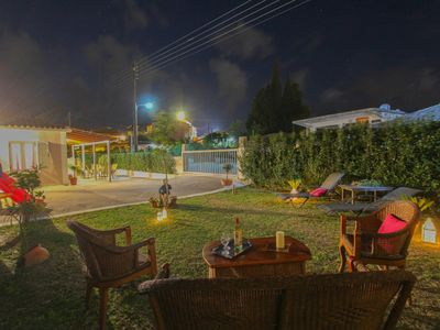 Photo for Elpida House with a large garden in a traditional village