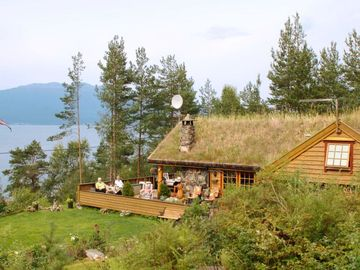 Vacation home Jondal  in Kysnesstrand, Southern Fjord Norway - 12 persons, 5 bedrooms