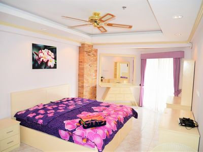 Photo for Great 1 bed at Jomtien Beach