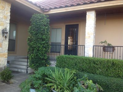 Photo for Private Guest House in between the Hill Country and Downtown Austin