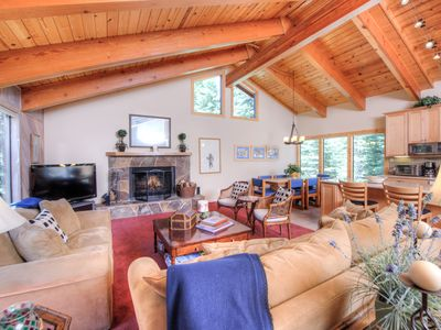 Photo for Upscale 3BR/3BA at Northstar Resort w/ Pool, Hot Tub, Tennis, Golf & Skiing
