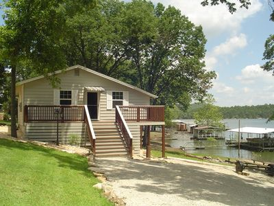 Photo for 2BR Cottage Vacation Rental in Galena, Missouri