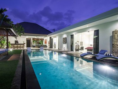 Photo for Beautiful Deluxe Private Seminyak Villa