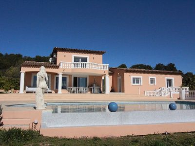 Photo for Magnificent villa entirely renovated of 225m ² and 5000m ² of ground