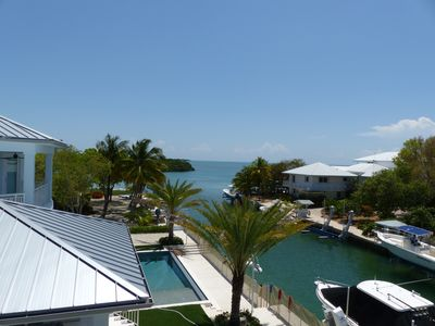 Photo for Three Story House With A Breathtaking View Of The Atlantic Ocean w/85' Dock
