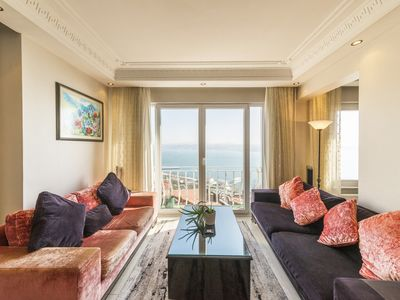 Photo for Showcase of Istanbul,Luxury Apartment with Seaview