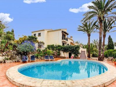 Photo for Lovely big villa over three floors, private tennis court, huge pool, wifi, air con, lovely furnishin