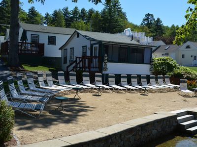 Photo for Lake Winnipesaukee, Weirs Beach, NH - Walk to everything.  Super Clean.