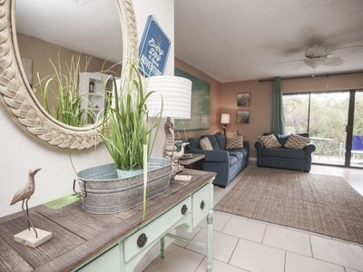 Photo for Budget & Family Friendly - Pools, Tennis Courts, Beach Across Street! SUPER FUN!