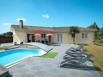 Photo for Vacation home Le Clos Chalan  in Moulis en Medoc, Aquitaine - 8 persons, 4 bedrooms