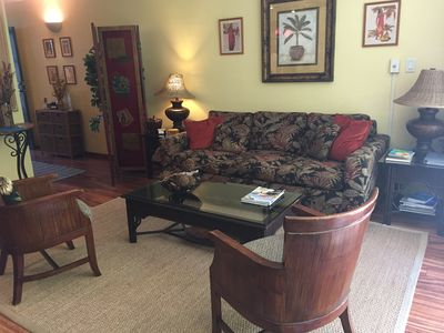 Photo for Comfortable,Serene, ground floor, Unit 142
