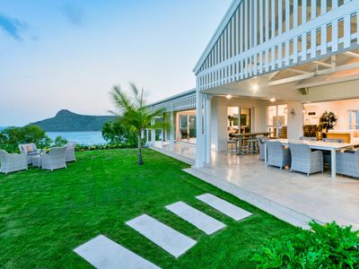 Photo for Whitehaven Luxury 5Bedroom House On Hamilton Island 2 Buggies - Ultimate Hamilton Island Experience
