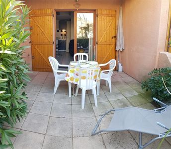 Photo for GRUISSAN LES AYGUADES 1-Room Villa