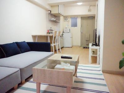 Photo for 5min NANBA, 4beds for 5 persons