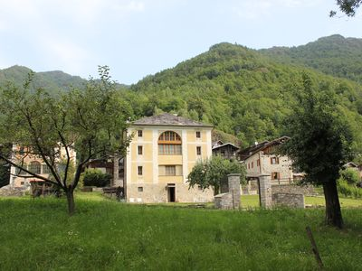 Photo for Exclusive apartments in Sassiglioni in Valsesia (VC)