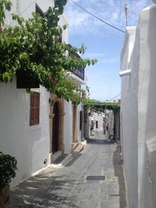 Photo for 4 Bedroom Modernised Captains House in Lindos Village