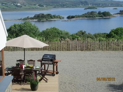 Photo for Spectacular lake views from luxury holiday home