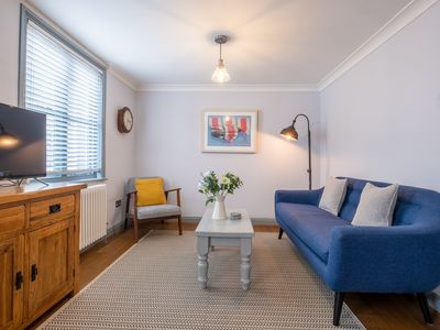 Photo for Sailmaker's Cottage | Minutes from the Quay | Luxury character 2 bed cottage
