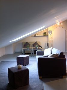 Photo for Fiammetta Loft - Charming open space in the heart of Rome