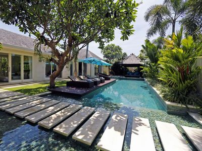 Photo for 3 BR Villa Central Seminyak, Close to Shops and Amenities