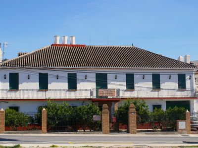 Photo for Superior double room, king-size bed, Talará center (Lecrin), WIFI, swimming pool