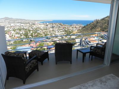Photo for TOP SHELF LUXURIOUS Pedregal Condo - Professionally Designed for Peace & Comfort