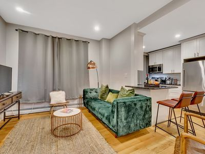 Photo for Stunning 4 BR Apt in heart of North End by Domio