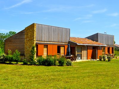 Photo for La Longère A6 G - Two Bedroom Chalet, Sleeps 6