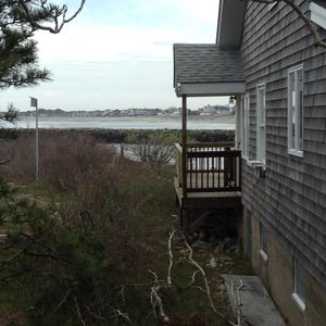 Photo for Family-friendly, pet-friendly, Oceanview, near town pier.