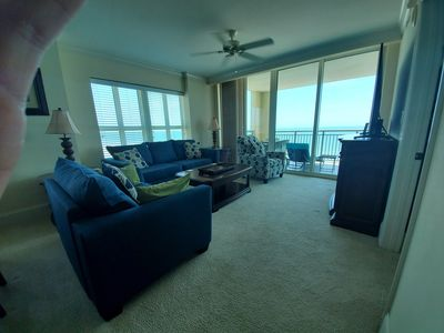 Photo for Mar Vista Grande Oceanfront Condo , #1104, Beautiful Sunrises/Sunsets New Owners